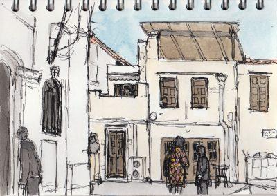 Crete Town Square Rethymno