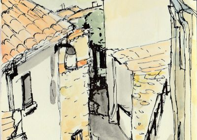 Drawing in France